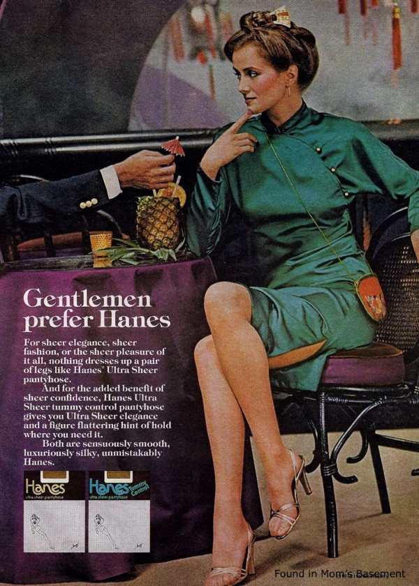My Life In Pantyhose Or A Girl Begins Work In The 1980s By Broad Street Magazine Medium