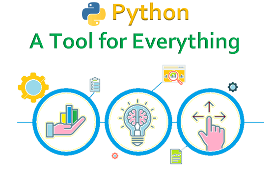 Python—A Tool for Everything