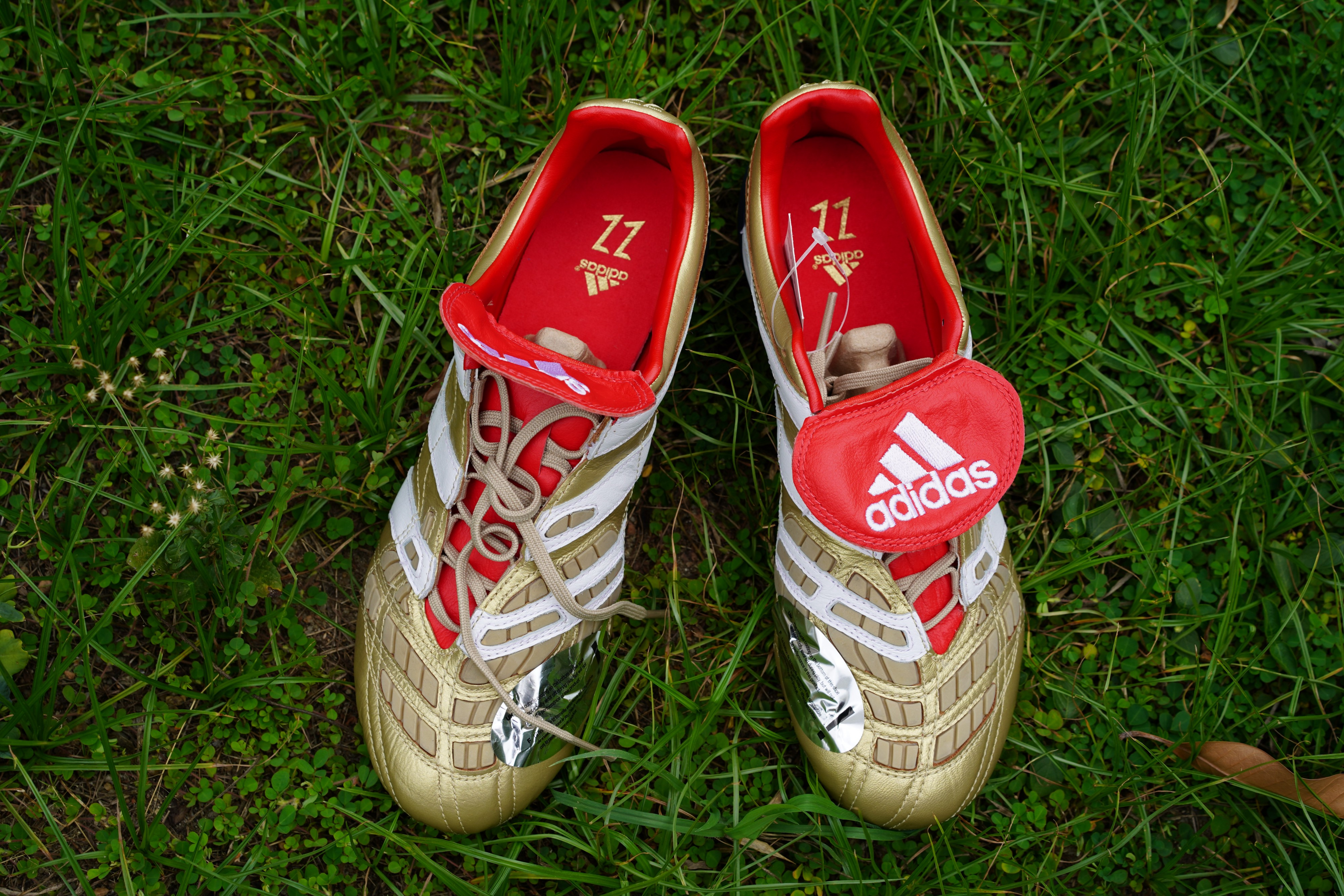 différemment f2db9 1d45d Adidas '25 Years of Predator' Zidane Accelerator — mini review