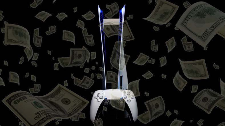 Patent to Transform the PS Ecosystem into a Casino by Sony