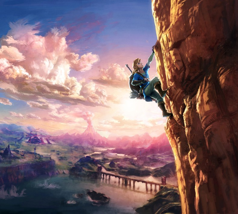 Mountains in Gaming - Super Jump Magazine - Medium