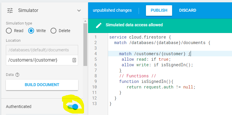 Setting Up Cloud Firestore Security Rules - ITNEXT