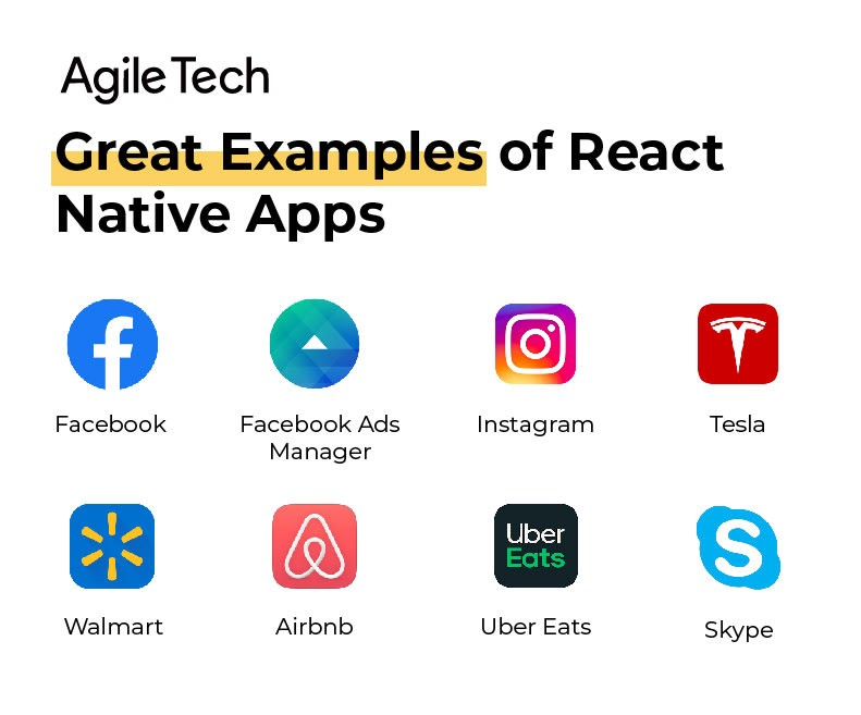 great examples of react native apps
