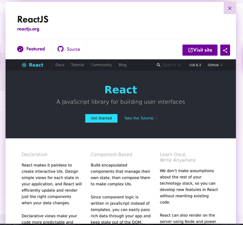 9 React Static Site Generators For 2019 Bits And Pieces