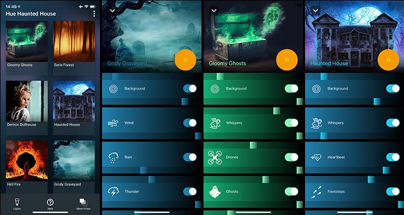 Create a Scary-Smart Halloween - Philips Hue - Medium