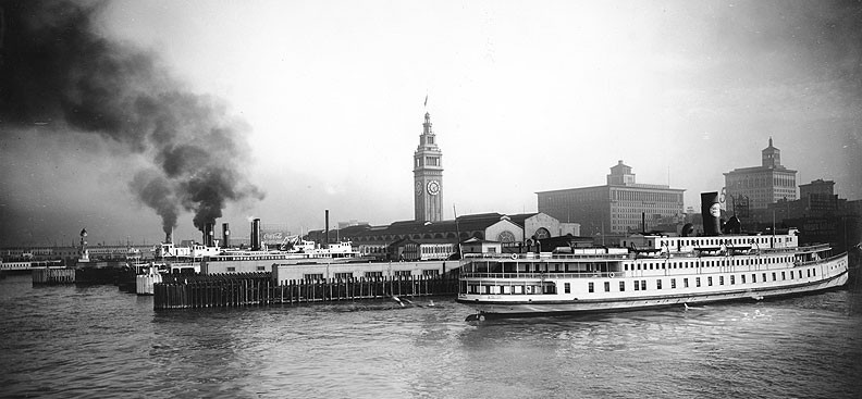 Would Adding More Ferries Help Solve The Bay S Congestion