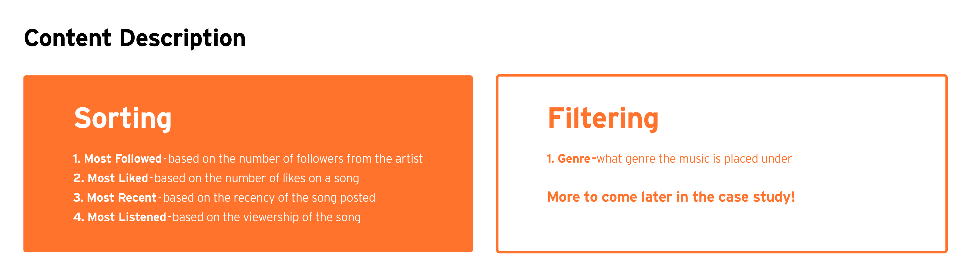 SoundCloud Concept: Finding the Right Audio - Prototypr