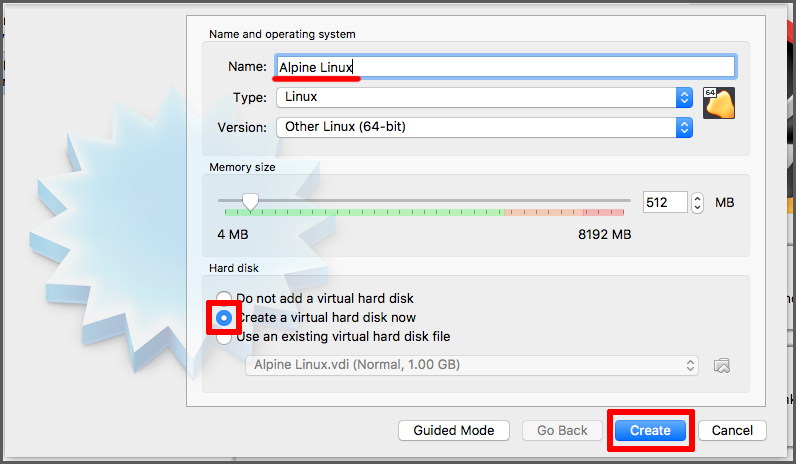 How to Setup and SSH into Alpine Linux Virtual Box - ExamPro