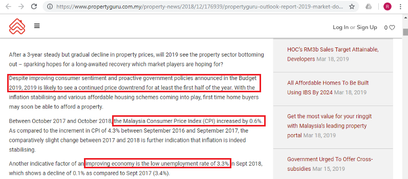 The Perfect Timing For Property Investment Ronny Ling Medium