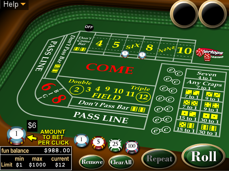 Craps betting strategy tips napoleon sport betting lines