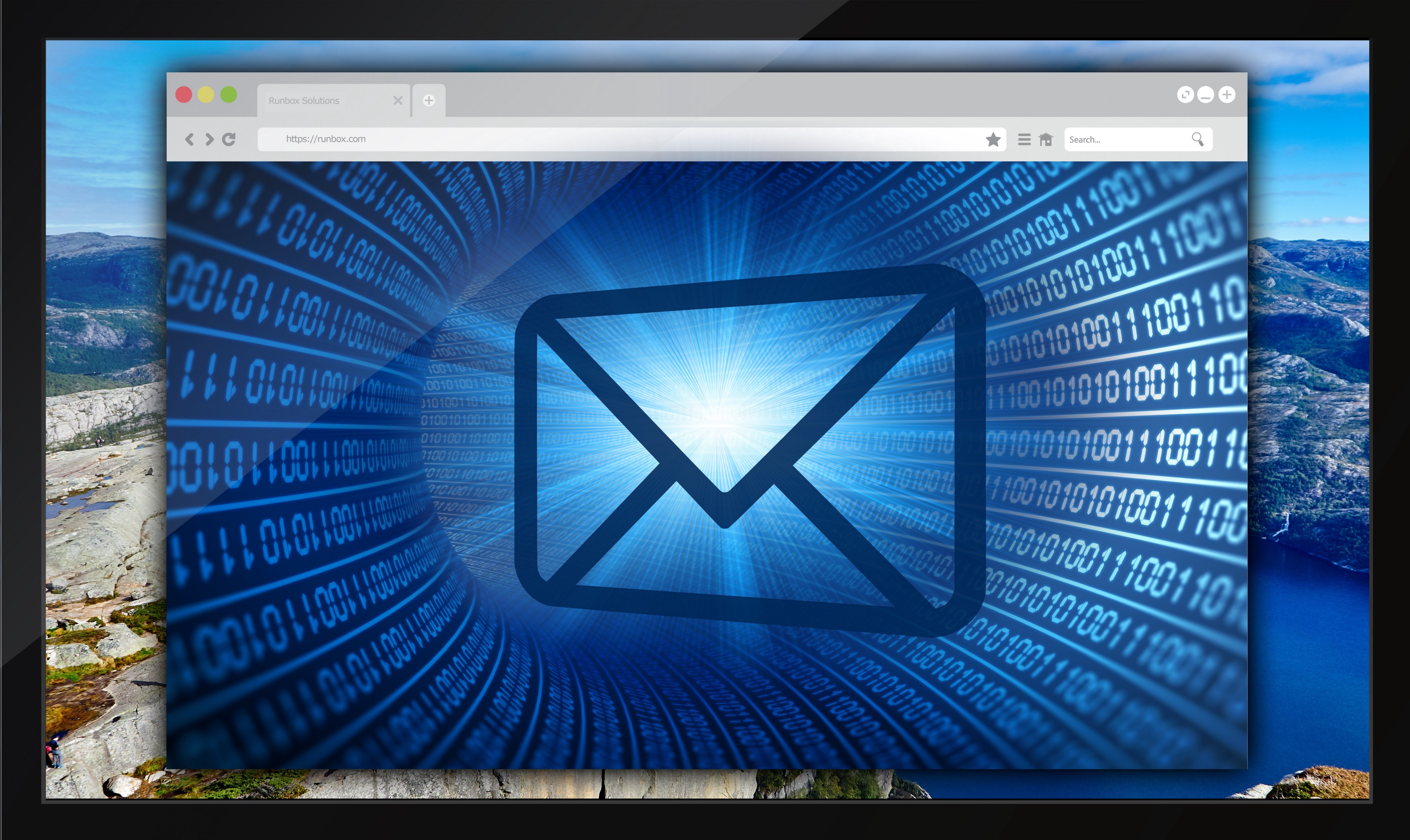 Indexing and searching of email inside the web browser | by Runbox