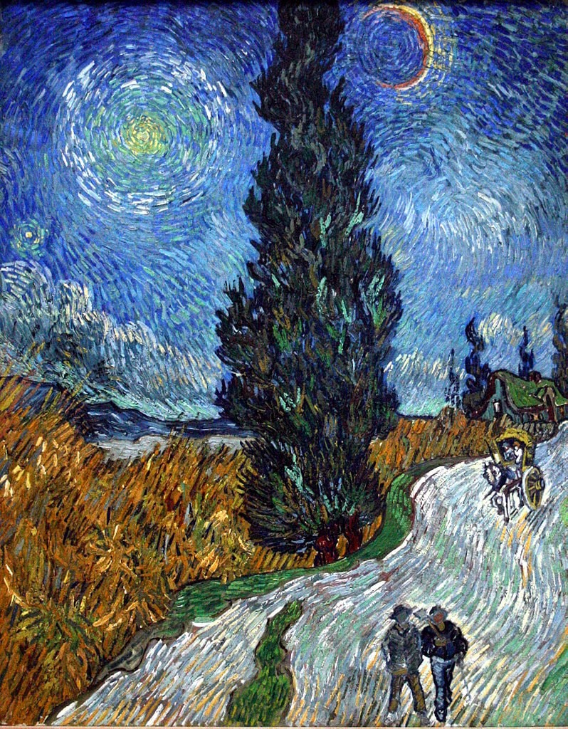 How Did Van Gogh S Turbulent Mind Depict One Of The Most Complex Concepts In Physics By Rachel Gould The Omnivore Medium