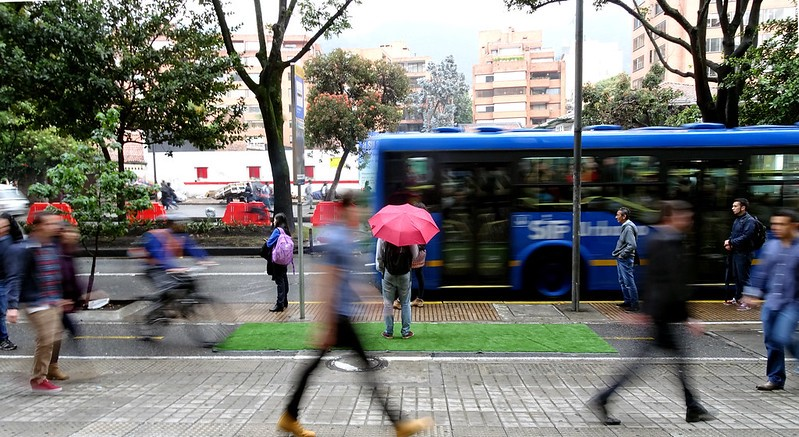 Public transport can be well implemented and can help solve our crisis