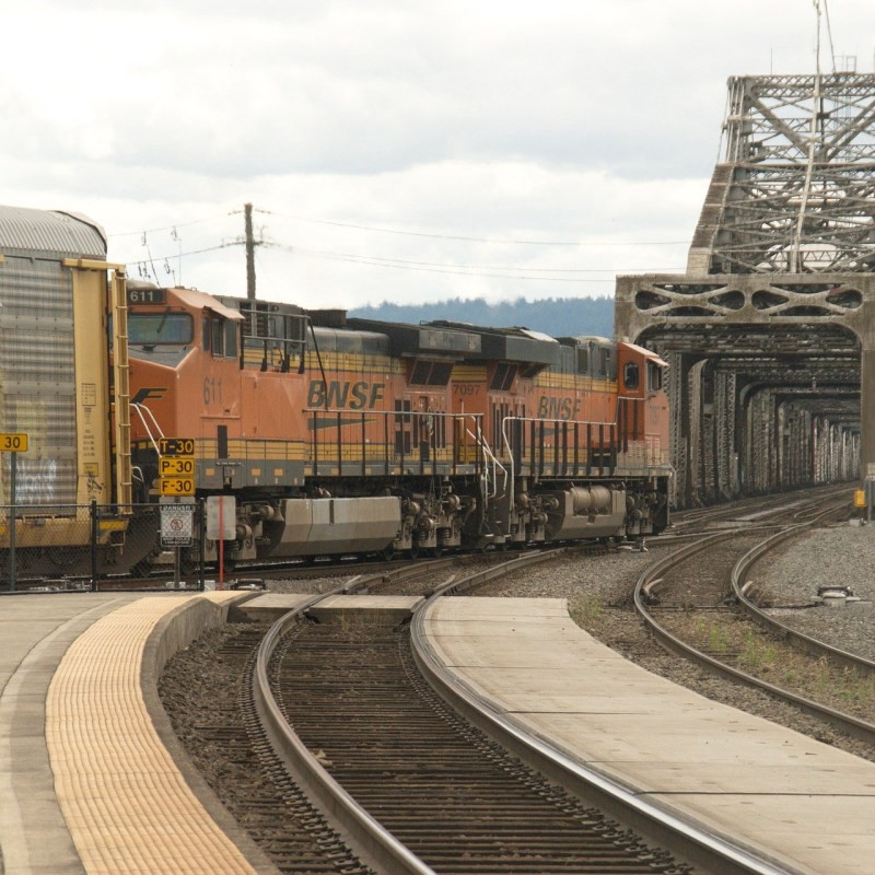Is the Union Pacific in Trouble? — Market Mad House