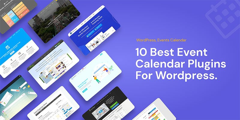 top 10 best event calendar wordpress plugin