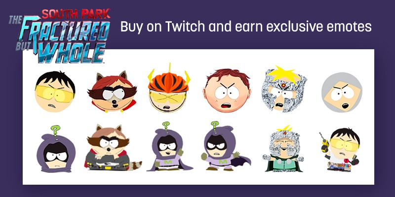 Howdy- ho! The new South Park game is on Twitch - Twitch Blog
