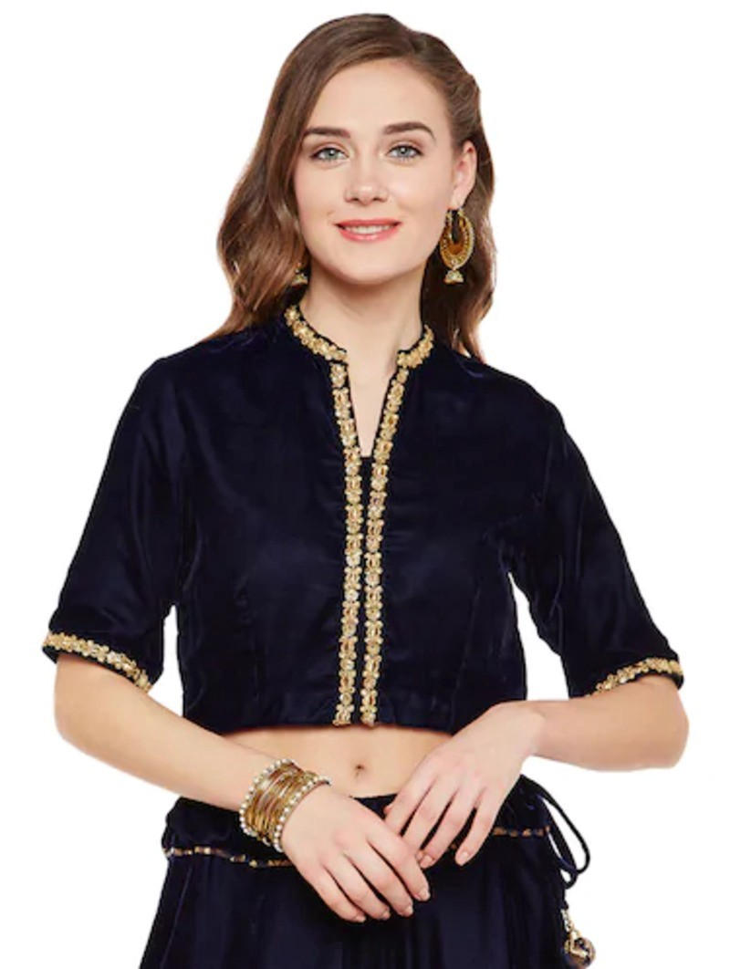 14 Easy And Simple Blouse Design To Try By Jeetu Kumar Medium