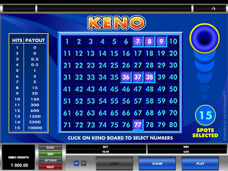 Play Keno Online For Real Money By Smartphonelive Feb 2021 Medium