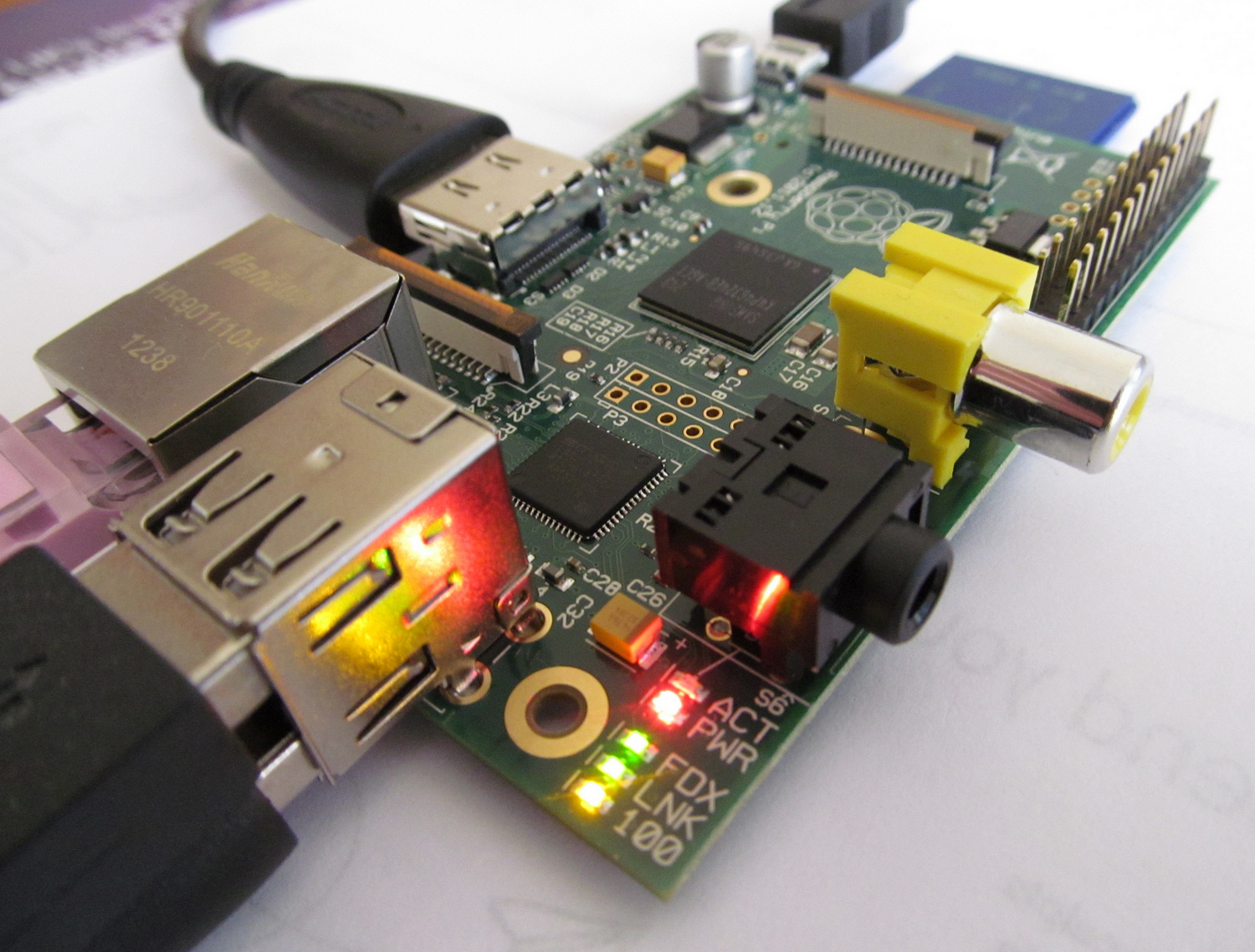 Allarme video Raspberry Pi