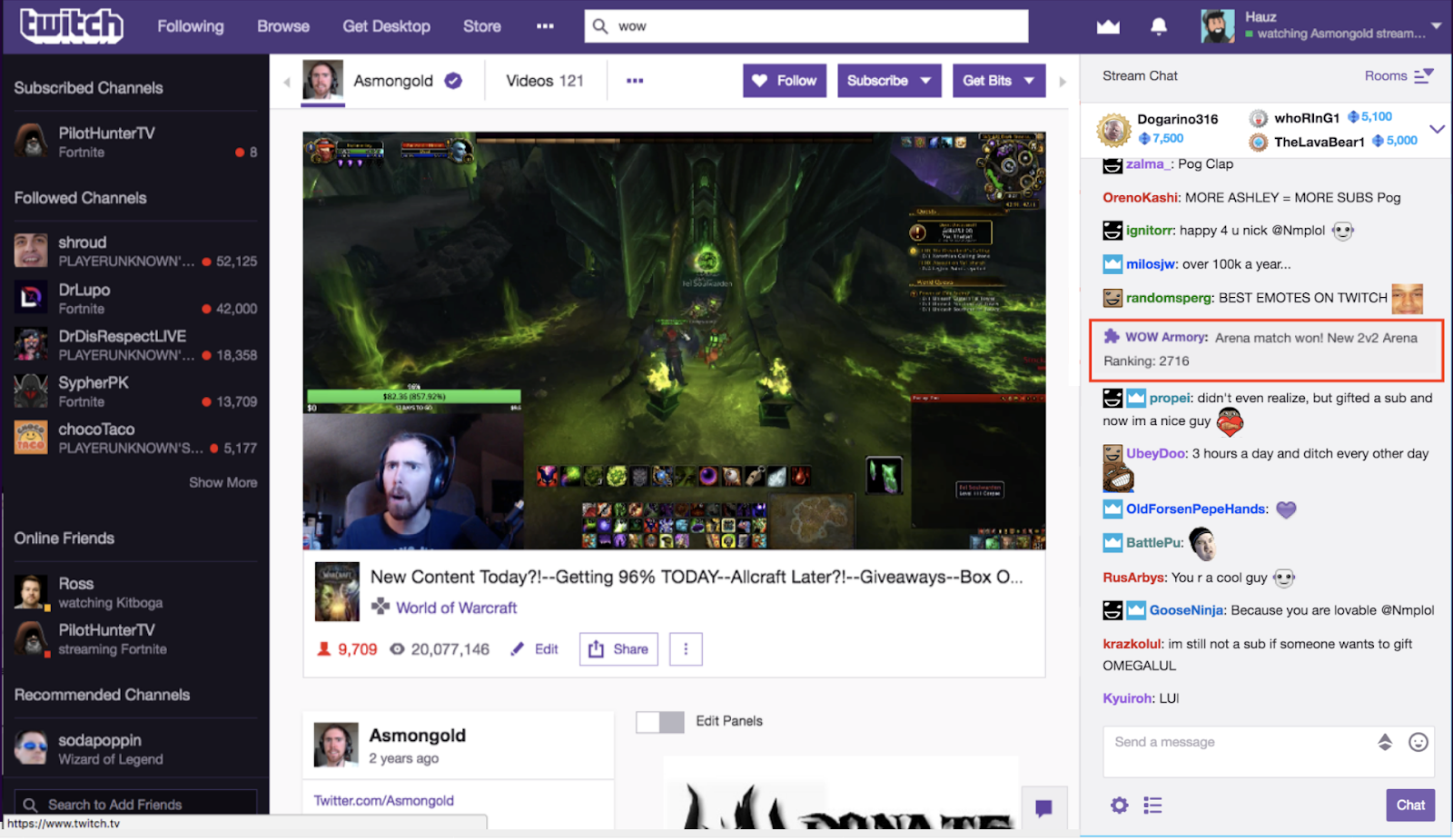 Extensions Capabilities in Twitch Chat - Twitch Blog