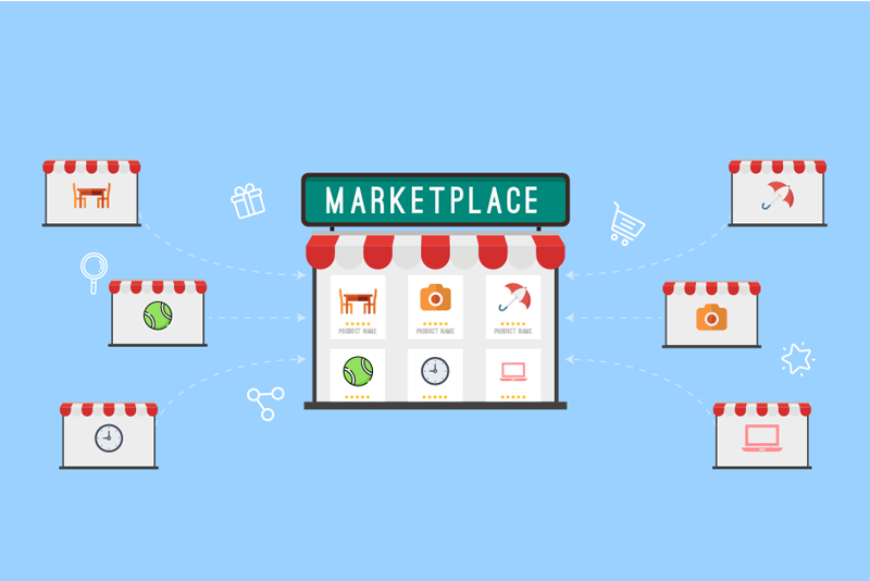 Multi-vendor marketplace business model: A step-by-step guide