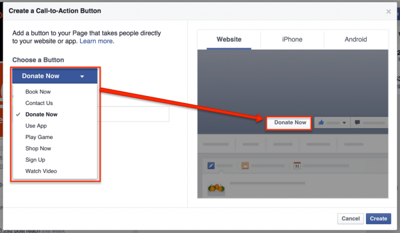 Facebook Call To Action Button — Are You Using It Yet? | by ...