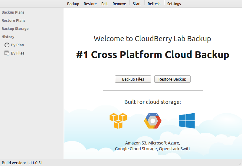 Setup an automated data backup system with Minio and CloudBerry