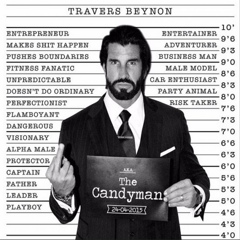 Travers Beynon Wiki About The Candy Man - bollyTUBE - Medium