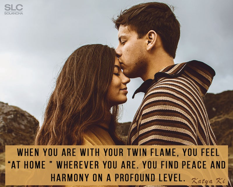 48 Twin Flame Quotes About Unconditional Love And Eternal