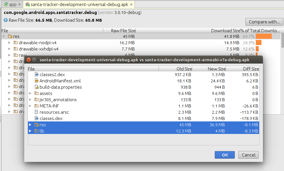 Making the most of the APK analyzer - Android Developers