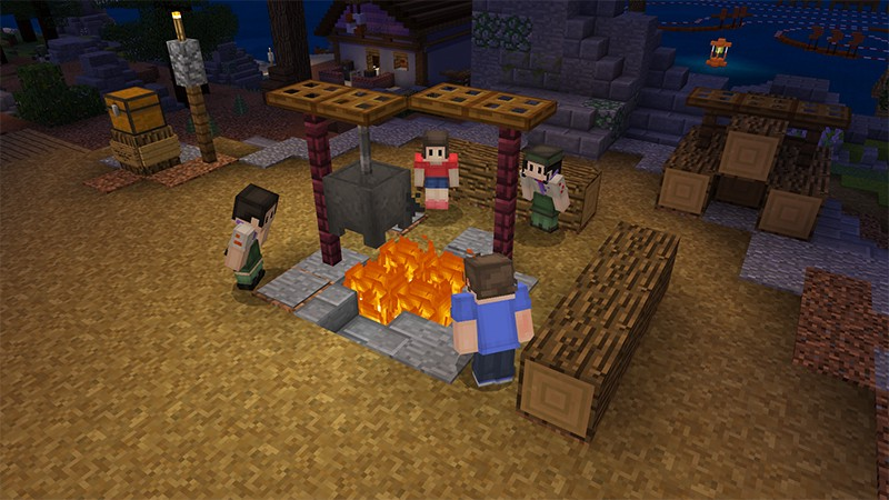 Welcome to Mineville! - InPvP