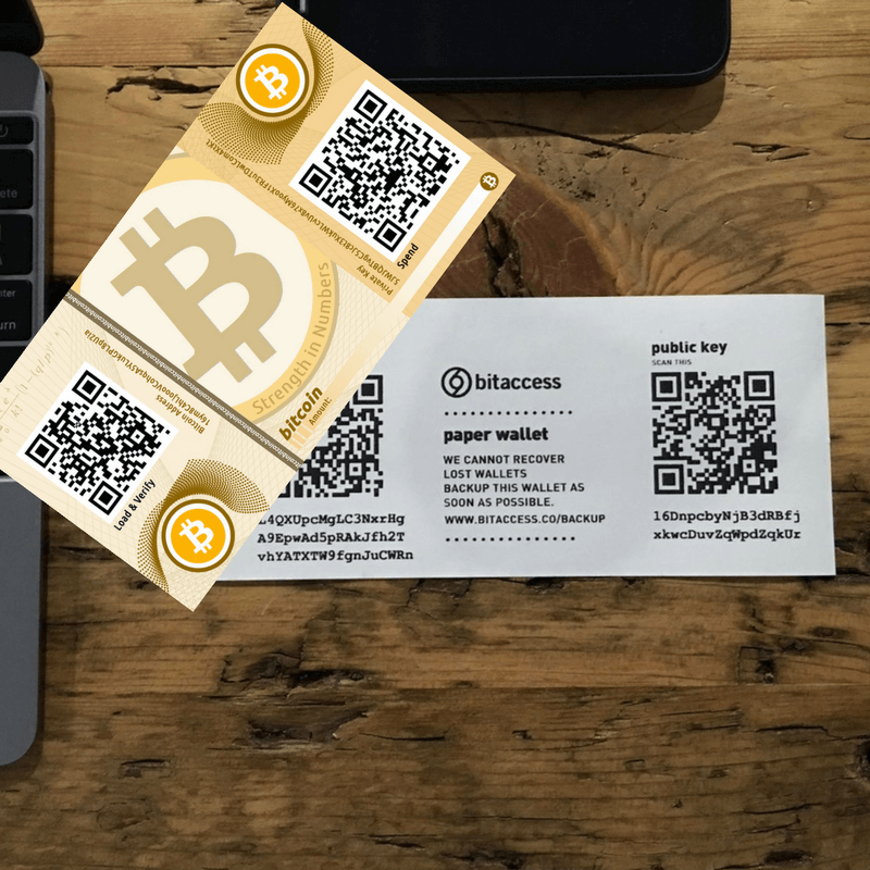 paper wallet and its uses
