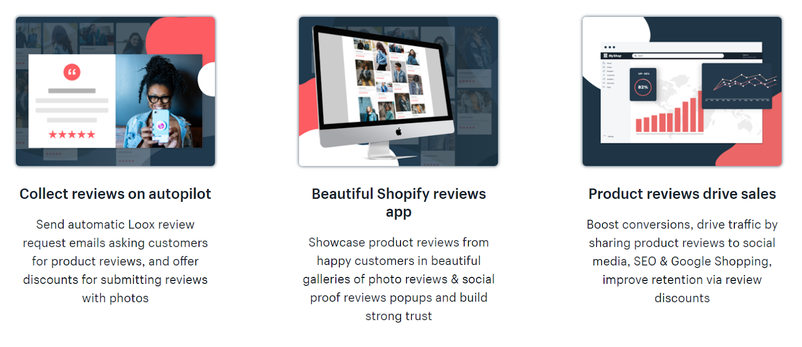 Promote sales of product reviews