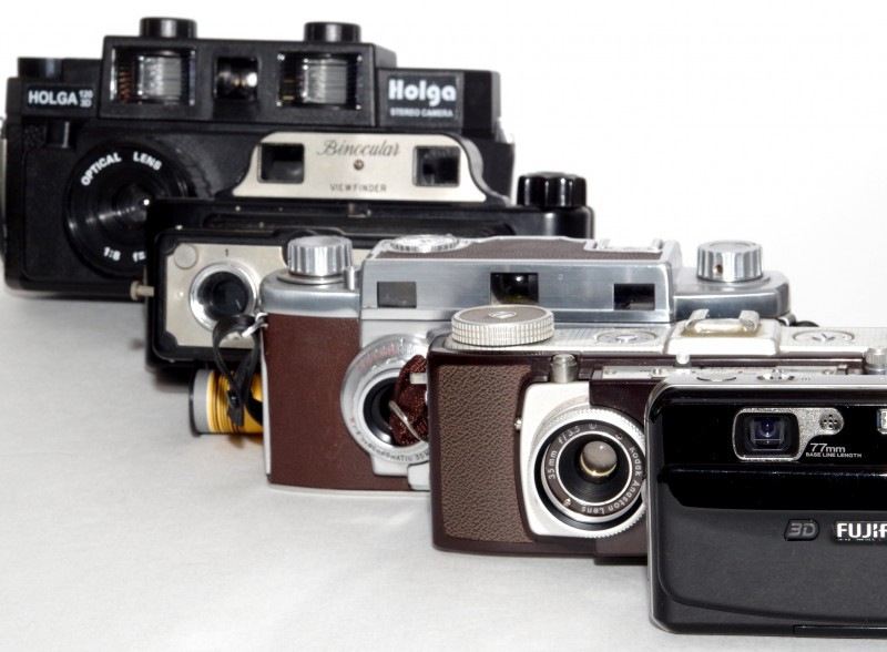Shooting in Stereo: 3D photography - Alt Cameras - Medium