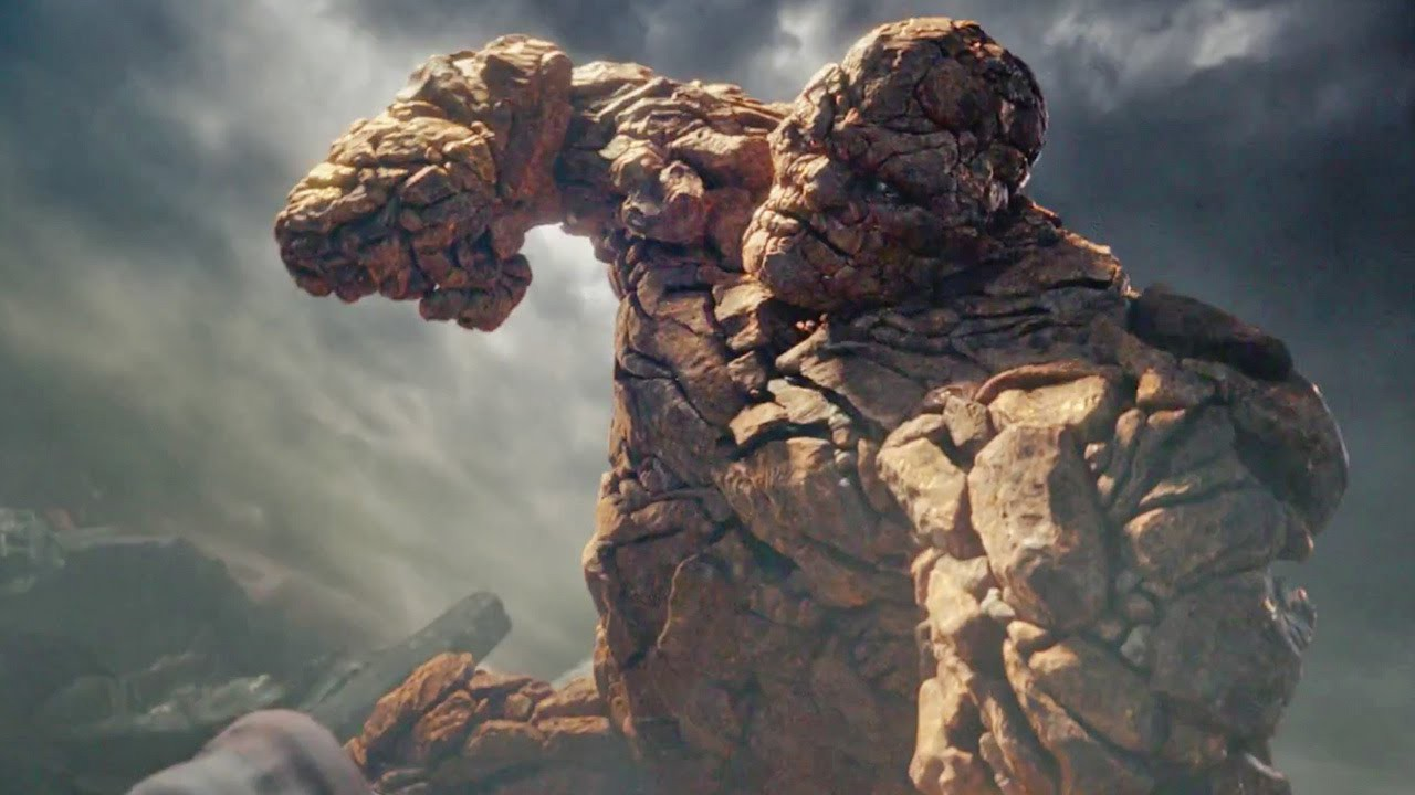 It's clobberin time for the Fantastic Four