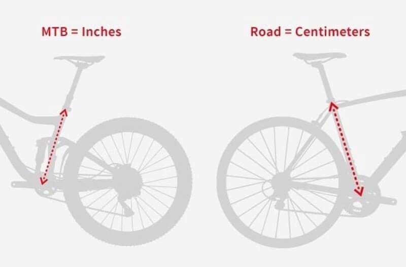 Bike Size Chart How To Choose The Right Bicycle Sarah Nguyen