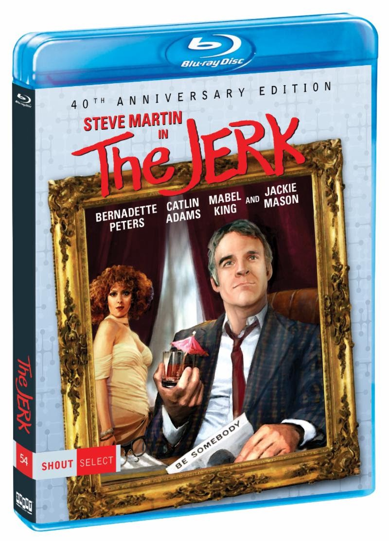 THE JERK Shout! Factory 40th Anniversary Edition [Blu-review]