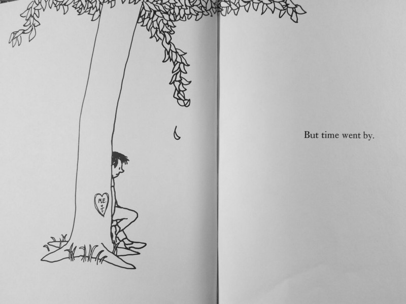 Shel Silverstein Poems The Giving Tree 6