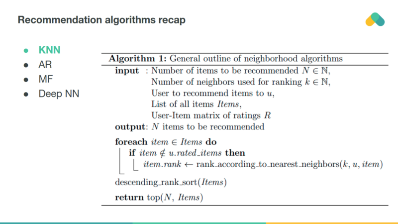 Machine Learning for Recommender systems — Part 1
