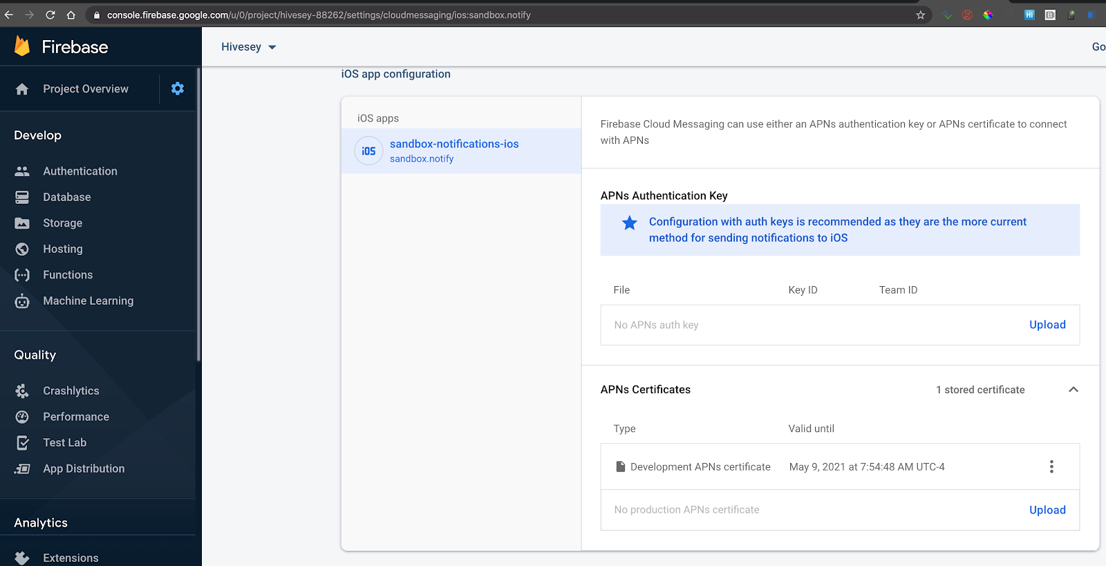 Firebase push notifications: notify your users