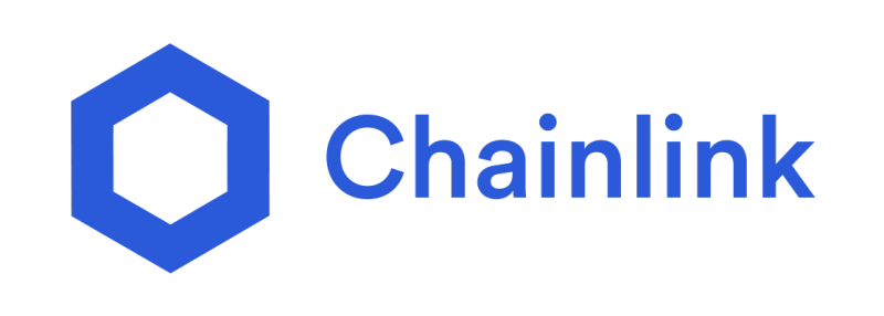 Safety beyond the grave through Chainlink and NGRAVE. Cryptocurrency hardware wallet. Logo Chainlink.
