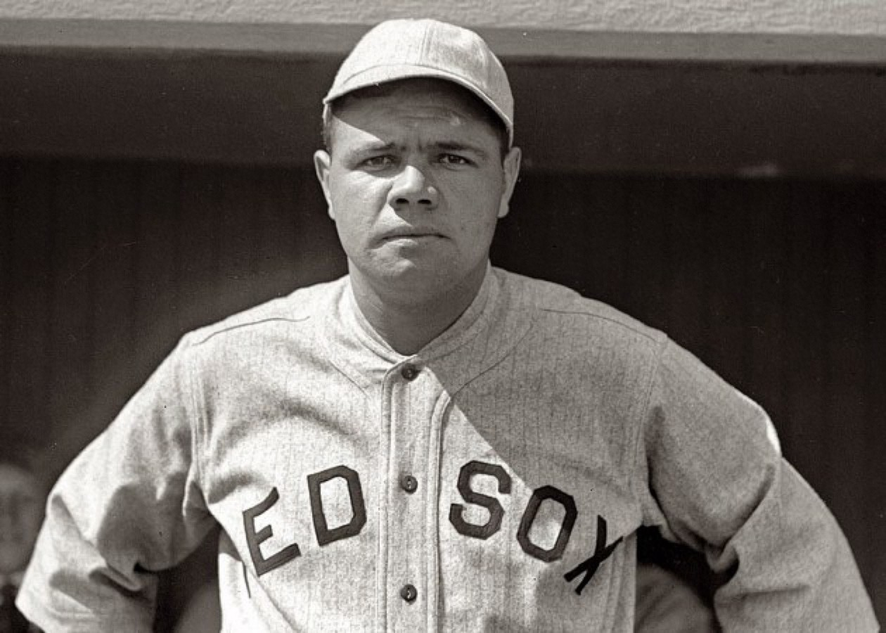 Babe Ruth and Feature Lists