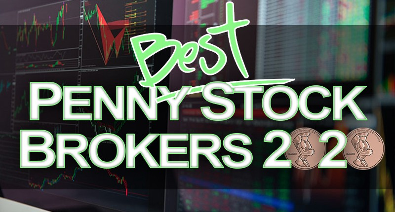 best penny stocks brokers this year