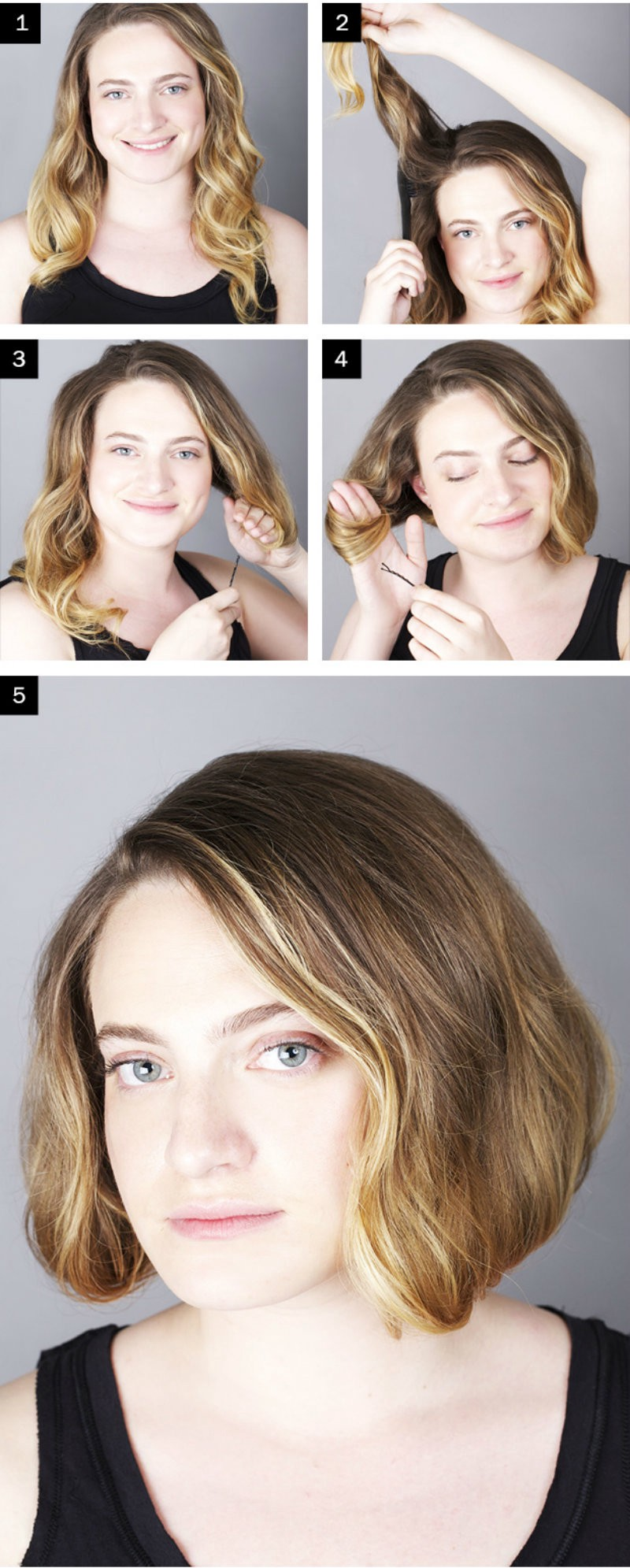 How to Make your Hair look Shorter?  by Beezzly  Medium