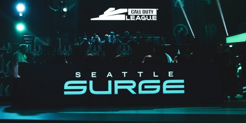 Seattle Surge drop nearly its entire team after weak CDL performance.