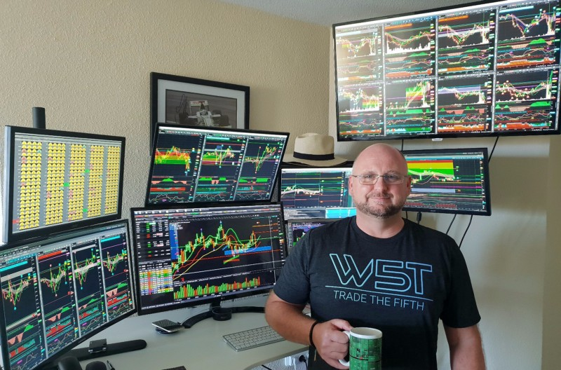 How a Veteran Began Trading in the Military to Have True