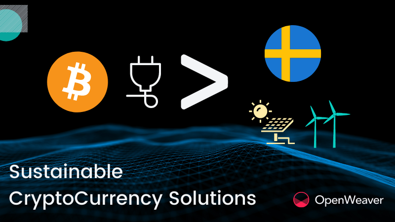 Sustainable Cryptocurrencies