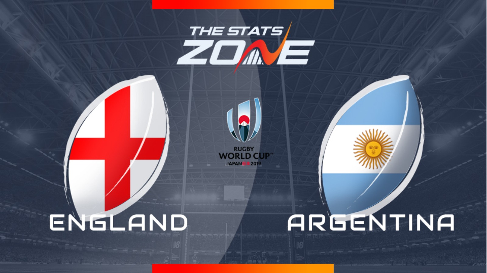 Image result for England vs Argentina Live rugby pic logo
