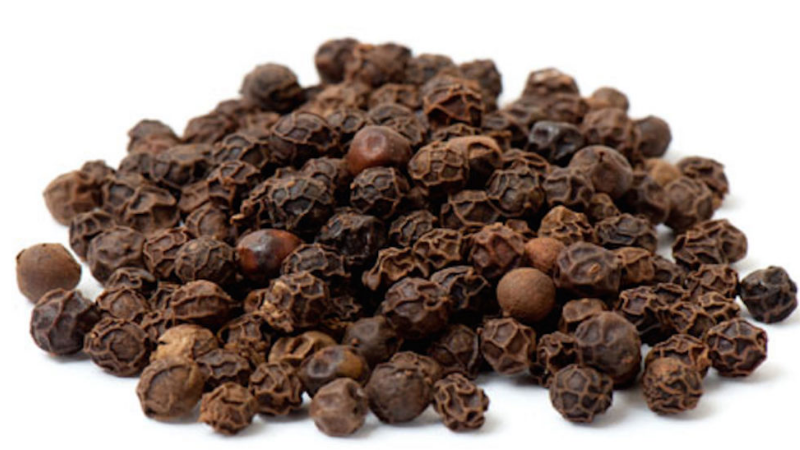 Bioperine commonly referred to as black pepper: One of Curafen ingredients