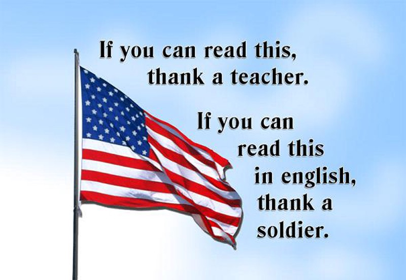 Happy Veterans Day\' Quotes and Sayings, Thank You to Veterans